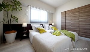 MASTER BED ROOM<A-1タイプ>