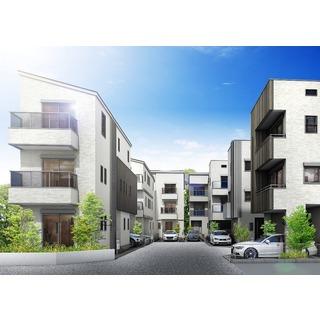 川崎市多摩区長尾新築戸建分譲 全8棟・第1期