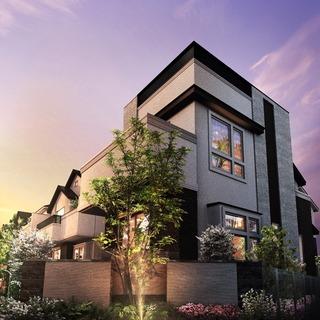 三菱地所レジデンスの一戸建て ザ・パークハウス ステージ 高井戸公園