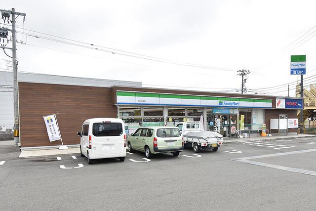 【小松市】一針町分譲2号棟/2021.1月完成予定 コンビニ