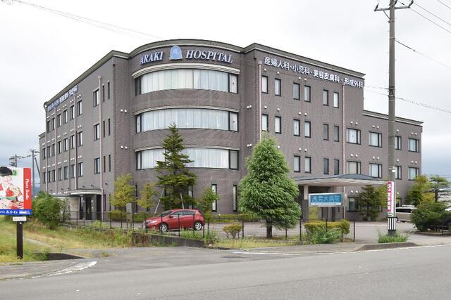 【小松市】一針町分譲2号棟/2021.1月完成予定 病院