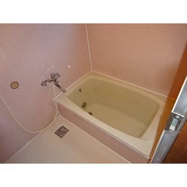 浴室もクリーニング済みです