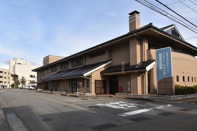 【能美市】浜町分譲2号棟 病院