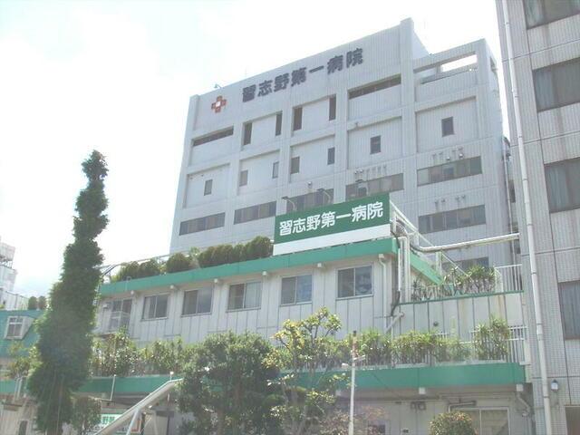 第 病院 習志野 一