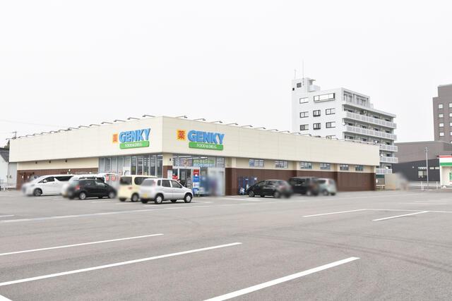 【小松市】長崎町分譲1号棟/NEW 販売店