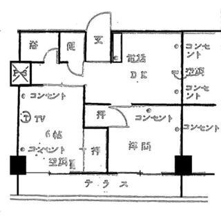 静岡駅 4分 2階 2DK