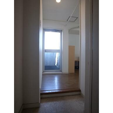 玄関※家具・什器備品は販売価格に含まれません