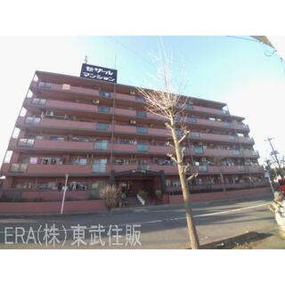 セザール東松山 3階 2LDK