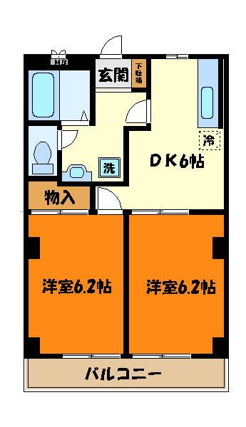 ♪全室洋室のお部屋♪