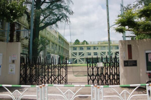 猿楽 小学校