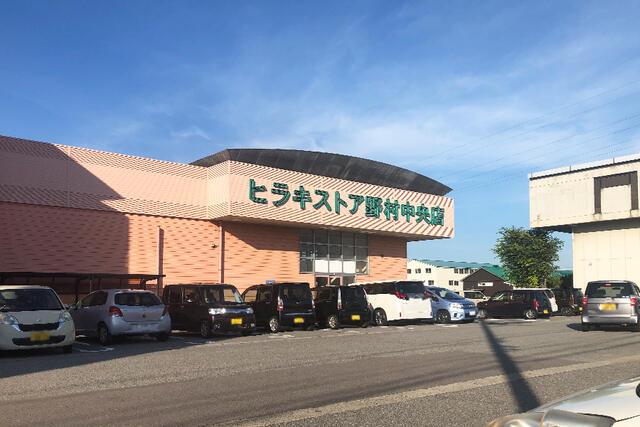 【高岡市】石瀬分譲D棟 ショッピング施設