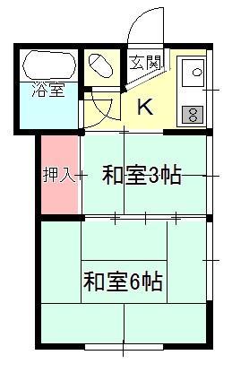アットホーム みさわ荘 2階 提供元 有 二宮不動産 我孫子市の賃貸アパート 6967722623