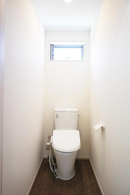 【金沢市】大野町分譲2号棟 トイレ