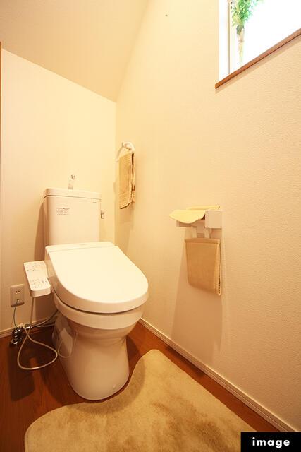 【高岡市】姫野分譲/来年3月完成予定 トイレ