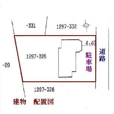 建物 配置図