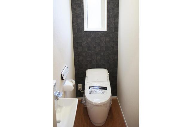 フレンドリーハウス分譲住宅情報【富山でローコスト・新築分譲をお探しなら】トイレ