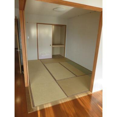 和室6帖(什器・設備等は価格に含まれません。)