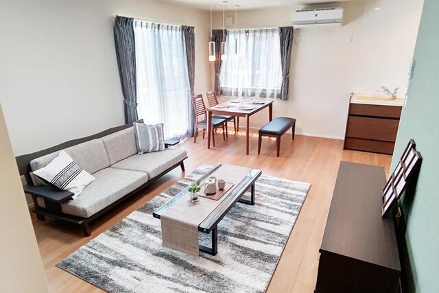 フレンドリーハウス分譲住宅情報【富山でローコスト・新築分譲をお探しなら】キッチン