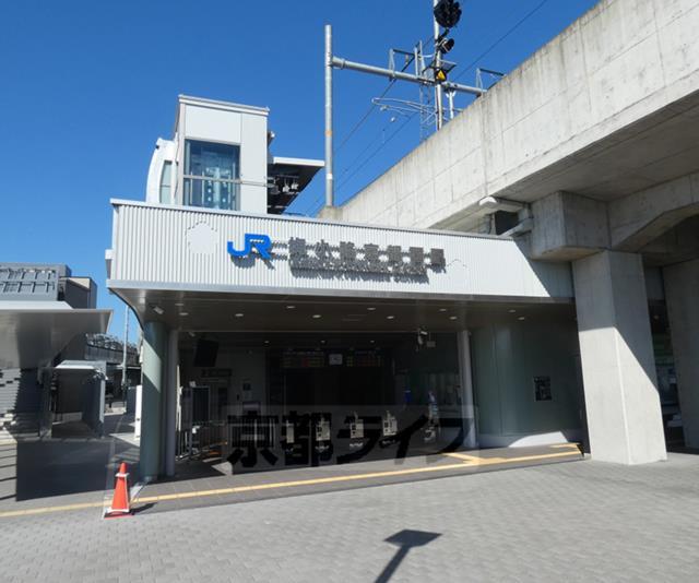 京都 西 駅 梅小路