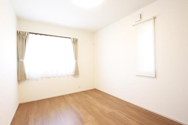 【黒部市】前沢分譲1号棟 室内