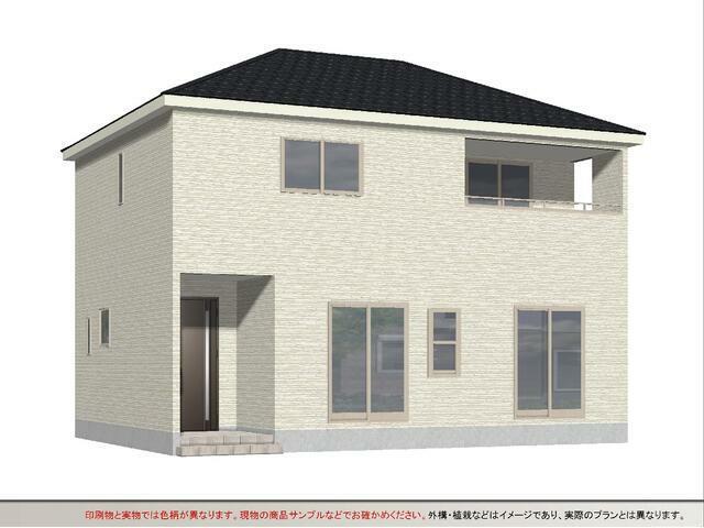 千曲市 大字新田 (屋代駅 ) 2階建 3LDK