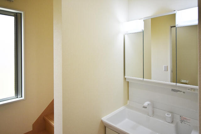 フレンドリーハウス分譲住宅情報【富山でローコスト・新築分譲をお探しなら】洗面