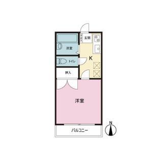 ライベストコート仙台3 2階 1K