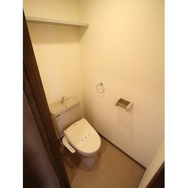 松山市山越 フェニックス山越 トイレ