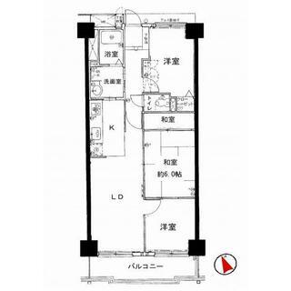 グランドメゾン小田井 12階 3LDK