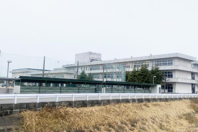 【氷見市】上泉分譲/6月完成予定 中学校