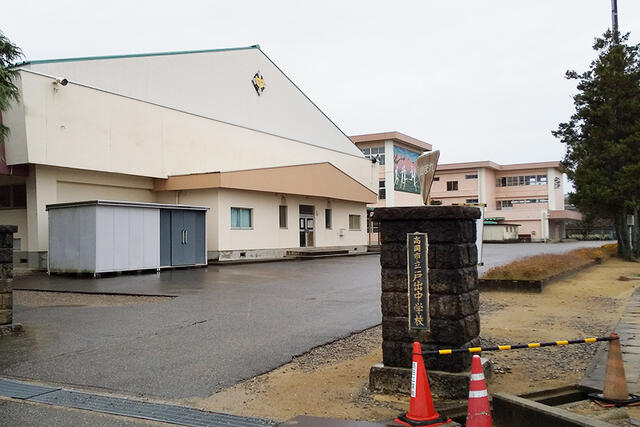 【高岡市】戸出町分譲2号棟/11月完成予定 中学校