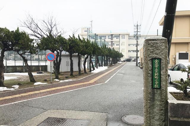 【金沢市】大野町4丁目2号棟/6月完成予定 小学校