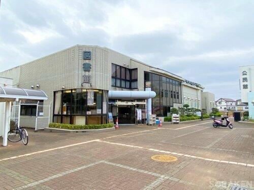 図書館 三芳 町