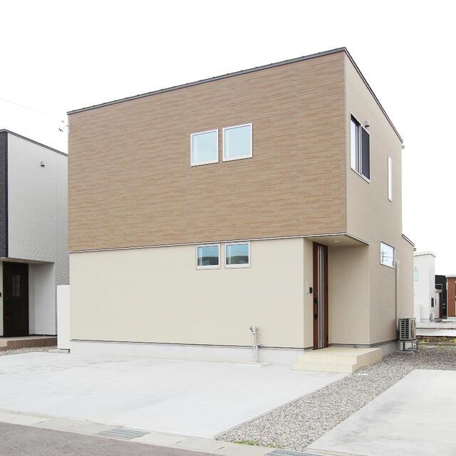 フレンドリーハウス分譲住宅情報【富山でローコスト・新築分譲をお探しなら】外観