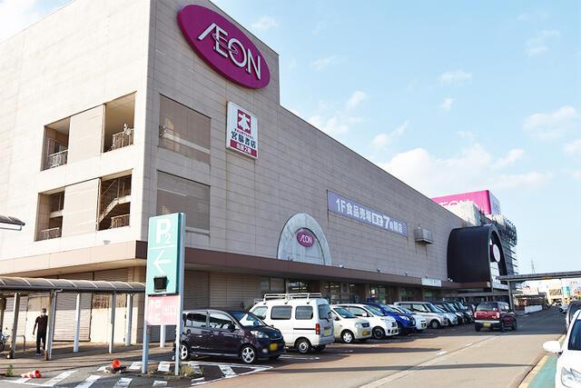 【金沢市】南森本町分譲 ショッピング施設
