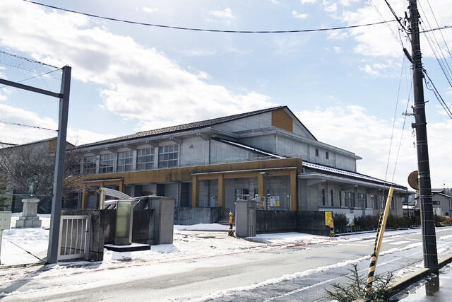 【黒部市】前沢分譲2号棟/6月完成予定 小学校