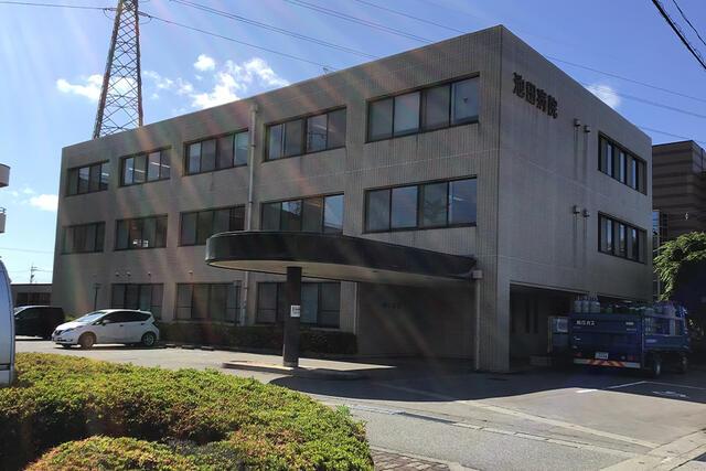 【金沢市】四十万町分譲1号棟 病院