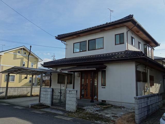 長野市 広田 (篠ノ井駅 ) 2階建 4LDK