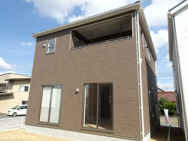 長野市 篠ノ井二ツ柳 (篠ノ井駅 ) 2階建 4LDK