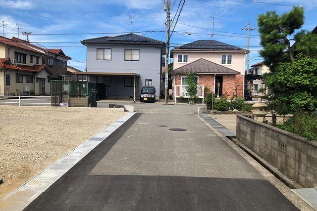 【能美市】福岡町分譲1号棟 周辺環境