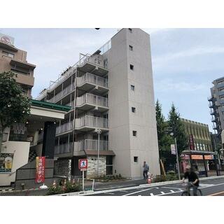 松江マンション 5階 2DK