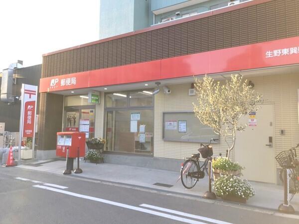 郵便 番号 大阪 生野 市 区
