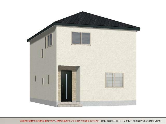千曲市 大字新田 (屋代駅 ) 2階建 4LDK