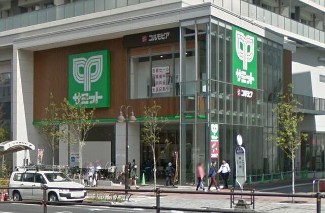 ストア 店 サミット 東中野