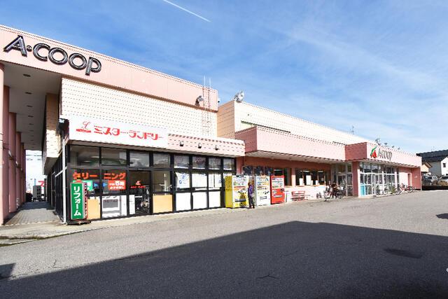 【加賀市】山代温泉北部分譲 ショッピング施設