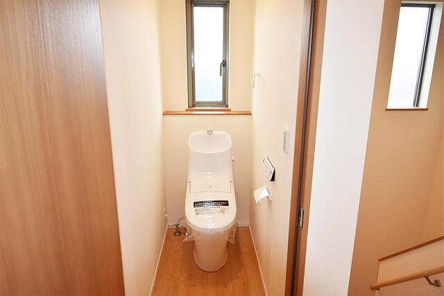 【金沢市】四十万町分譲1号棟 トイレ