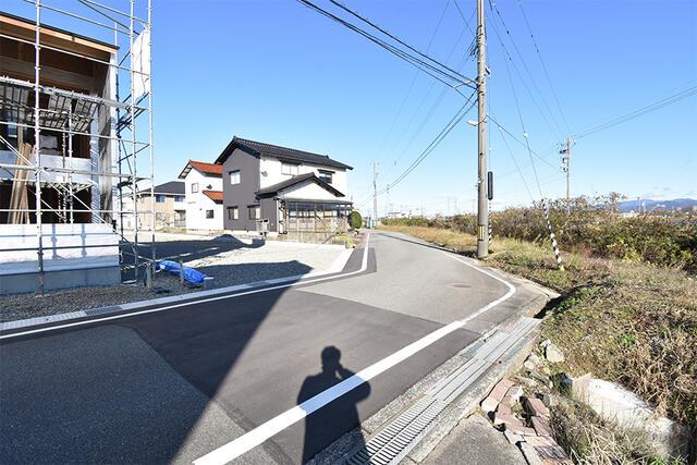 【小松市】南浅井町分譲2号棟/来年3月完成予定 周辺環境