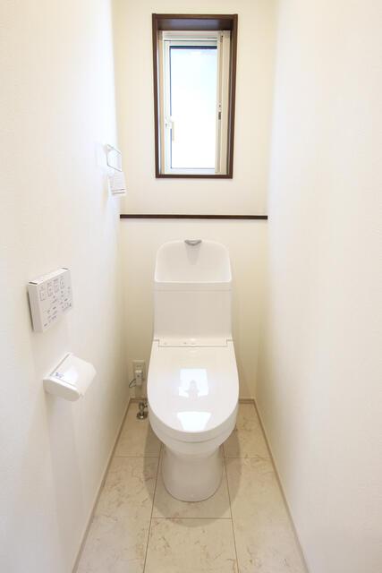 【黒部市】前沢分譲1号棟 トイレ