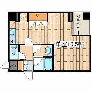 ★お洒落な外観・内観の築浅賃貸マンション★