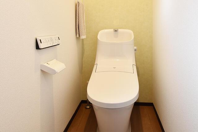 【能美市】浜町分譲1号棟 トイレ